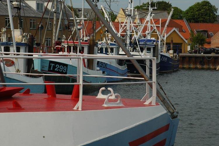 Færger i Danmark