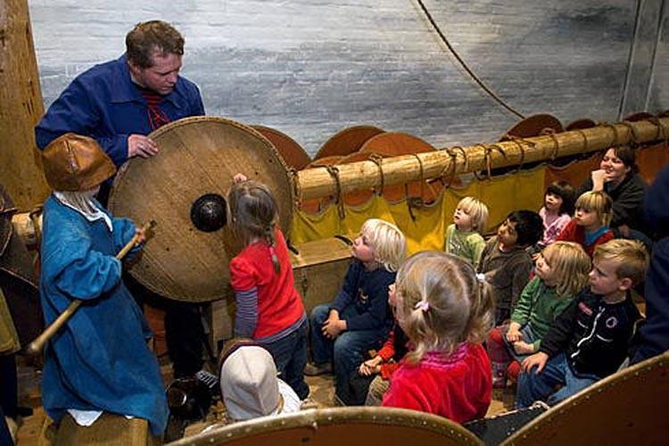 Vikingeskibsmuseet - Roskilde