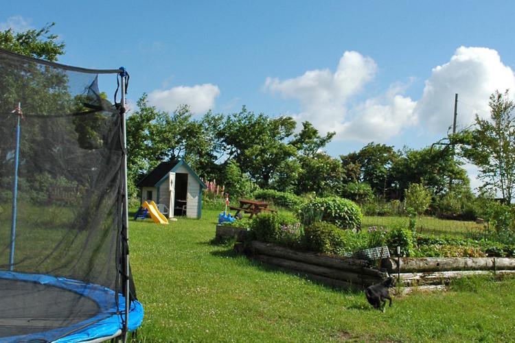 Aldershvile 17 BB - Et Naturligt Paradis For Børn