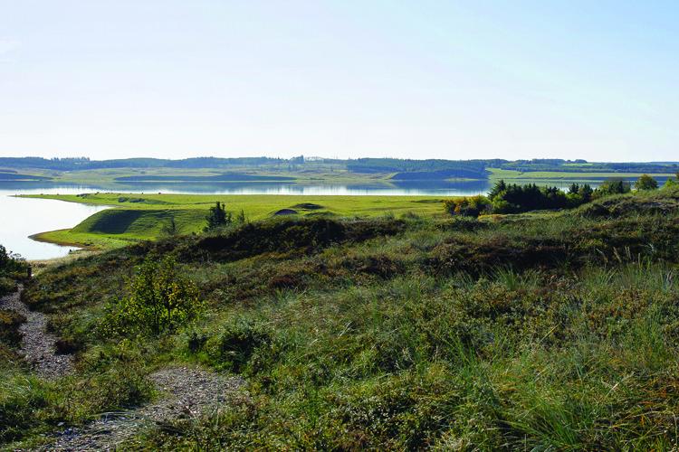 Thy - Mellem Limfjorden og Vesterhavet